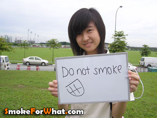 Quit Smoking Supporter - Compassvale secondary student 3 - photo